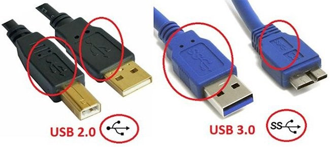 USB 3.0 has more outstanding features than USB 2.0