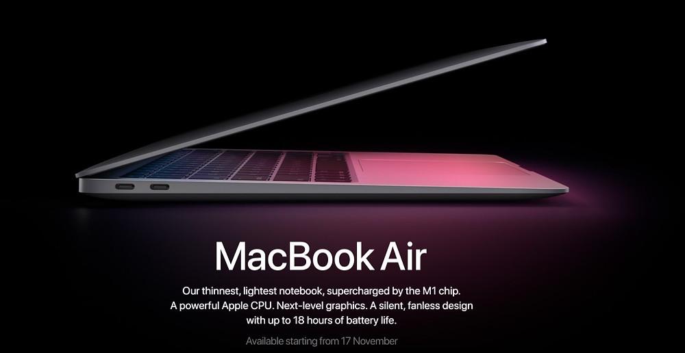 Apple Mac book air