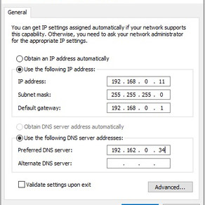 Networking Basic Part 3- DNS Server