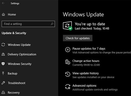 5 Things To Do After Installing Windows 10