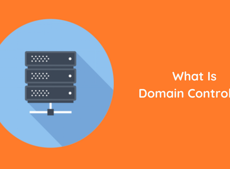 Networking Basic 5 : Domain Controller