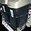 Thumbnail: Lixeira Dupla 20 + 20 L, Deslizante de Embutir c/ Corrediça Reval 7062P