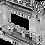 Thumbnail: Porta Latas Duplo Fixação Lateral Largura 115mm 1806