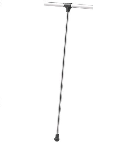 Puxador Haste + Junção-T p/ Cabideiro Reval / Klean