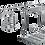 Thumbnail: Kit Aramados Suspensos com 4 peças 1780/Kit-3