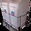 Thumbnail: Lixeira Dupla 20 + 20 L, Deslizante de Embutir c/ Corrediça Reval 7062T