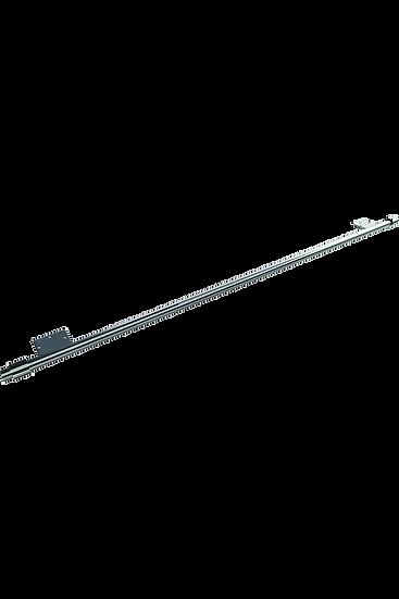 Tubo Guia 2,0 m para Escada Deslizante Reval 71-SC
