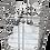 Thumbnail: Tulha Deslizante Cesto De Roupas Aramado Reval 7004/id 34cm