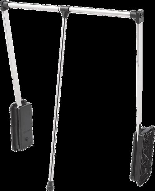 Cabideiro Extensível Articulado, 83 a 115cm, 18Kg Reval 1080