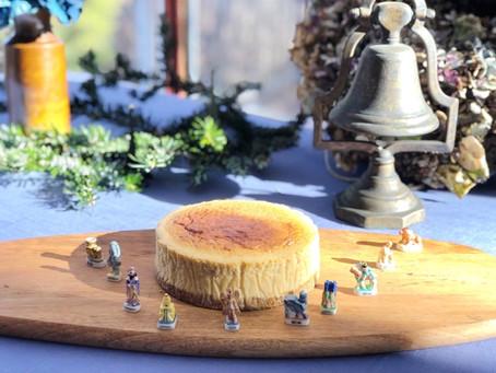 【数量限定】節分ピーナッツバターチーズケーキご予約受付中