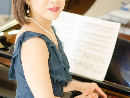 【満席】福井マナ ランチタイムコンサート 森とピアノ