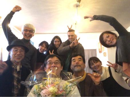 北杜市 イベント レストラン オープン1周年記念JAZZの森ありがとうございました!