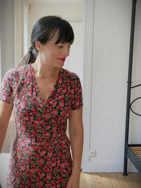 La robe Lucille