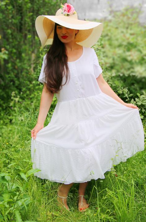 La robe Vahiné