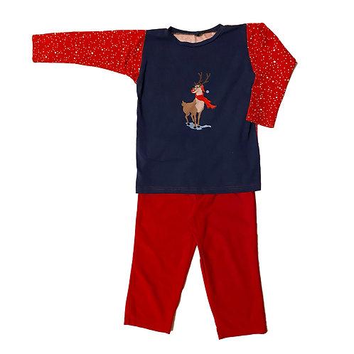 Pyjama Flocon