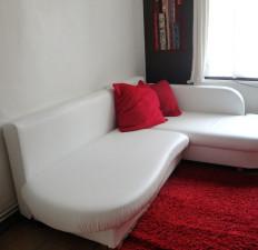 Comment j'ai transformé mon vieux canapé