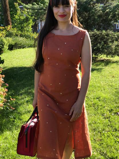 La robe Aurore