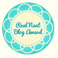 TAG: Real neat blog award
