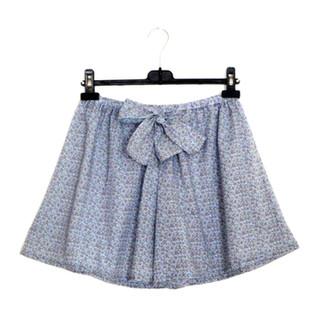 Une jupe culotte… pour la maison! (couture de l'extrême 4/20)