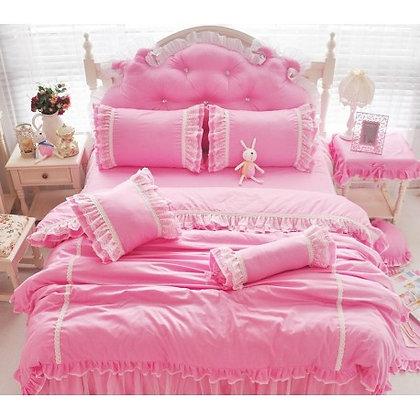 Спален Комплект Розов