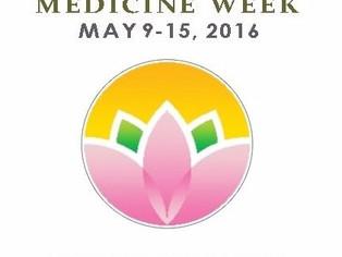 Naturopathic Medicine Week, May 9-15