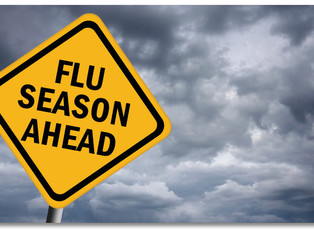 Natural & Easy Ways to Combat Flu Season!