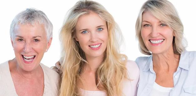 geração de mulheres com pele perfeita - peeling químico
