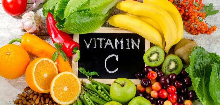 Alimentos naturais antioxidantes ricos em vitamina C