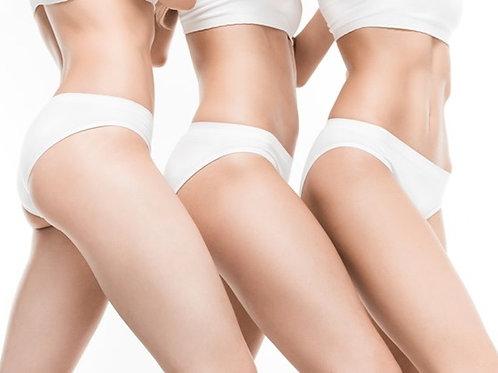 Carboxiterapia + Ultrassom -  Gordura Localizada, Flacidez e Celulite
