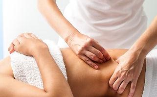 massagem modeladora redução de medidas
