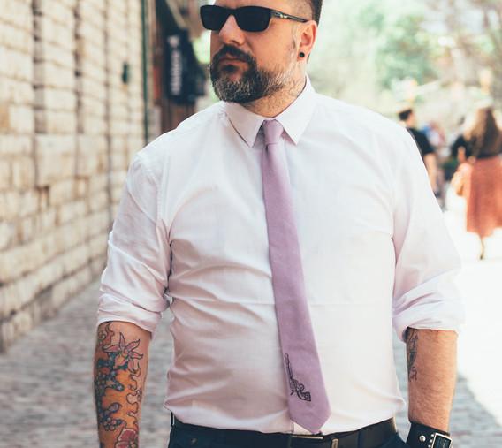 Pistol Necktie