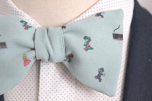 Super Mario NES Bow Tie