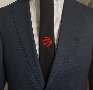 Raptors Tie