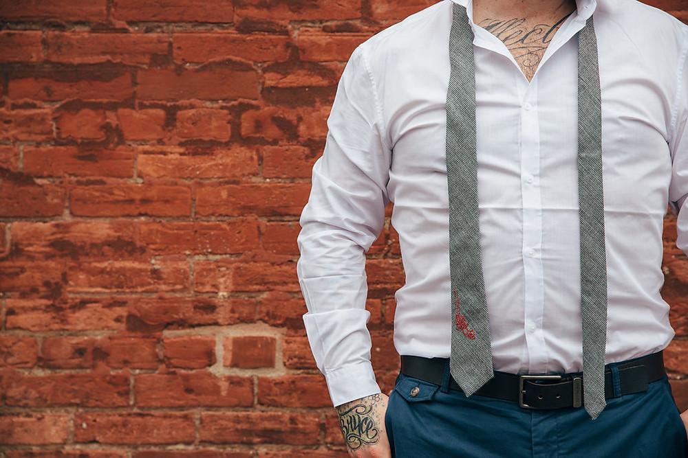 Custom neckties toronto canada