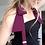 Thumbnail: Bridal Suspenders-Satin Ivory Bows
