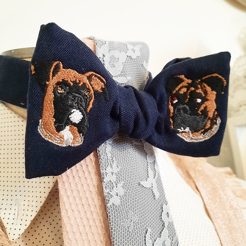 Made to Order - Your Pet on a Bowtie