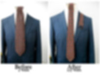 Resized Neckties