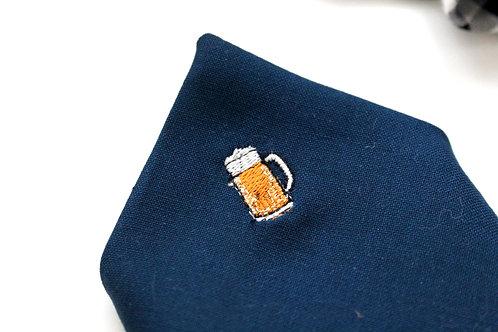 Craft Beer Pocket Square