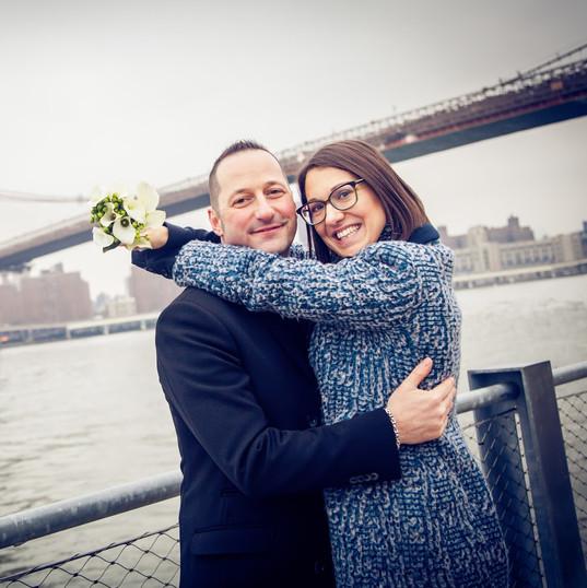 Sposarsi sul Ponte di Brooklyn