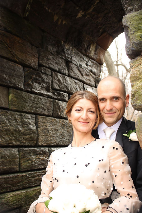 Sposarsi a New York - Matrimonio a Central Park