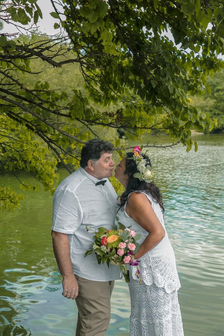 Matrimonio a Central Park