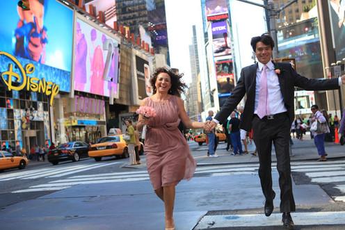 Sposarsi a New York
