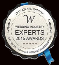 premio migliore wedding planner Sposarsi a New York Wedding industry experts