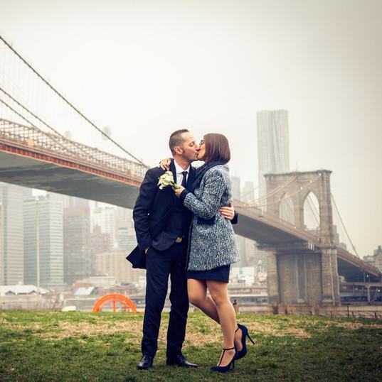 Sposi a Brooklyn