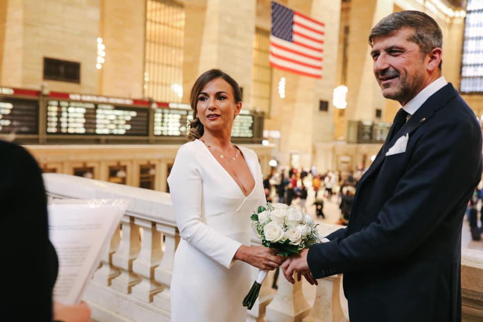 Sposarsi a New York alla Grand Central Station