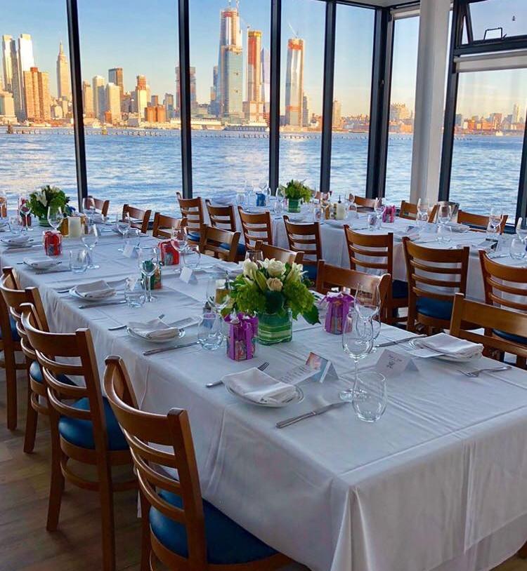 Il pranzo di nozze sul fiume Hudson