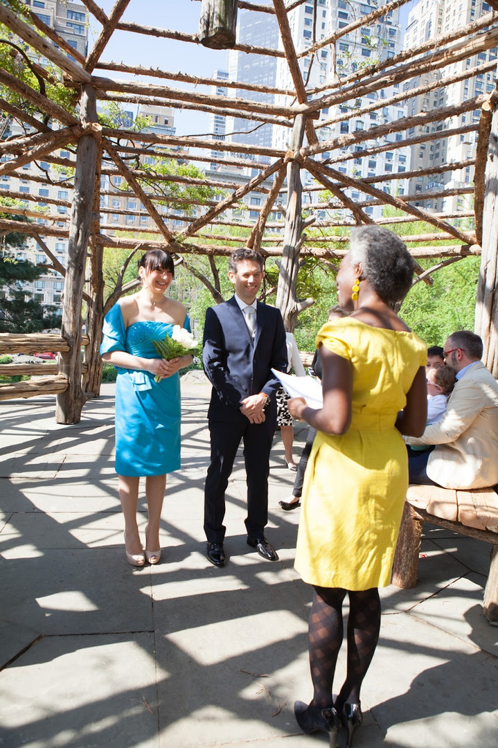 Matrimonio a New York