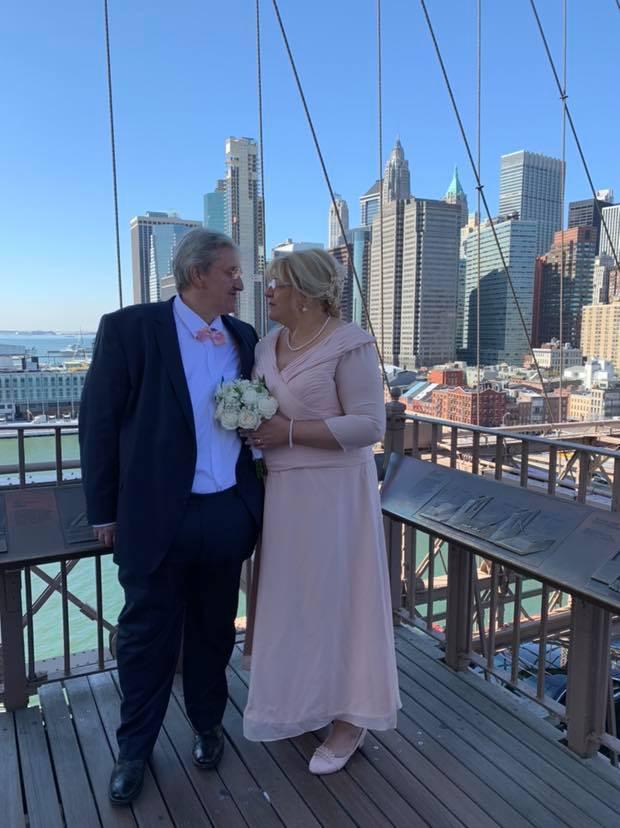 Sposai sul Ponte di Brooklyn