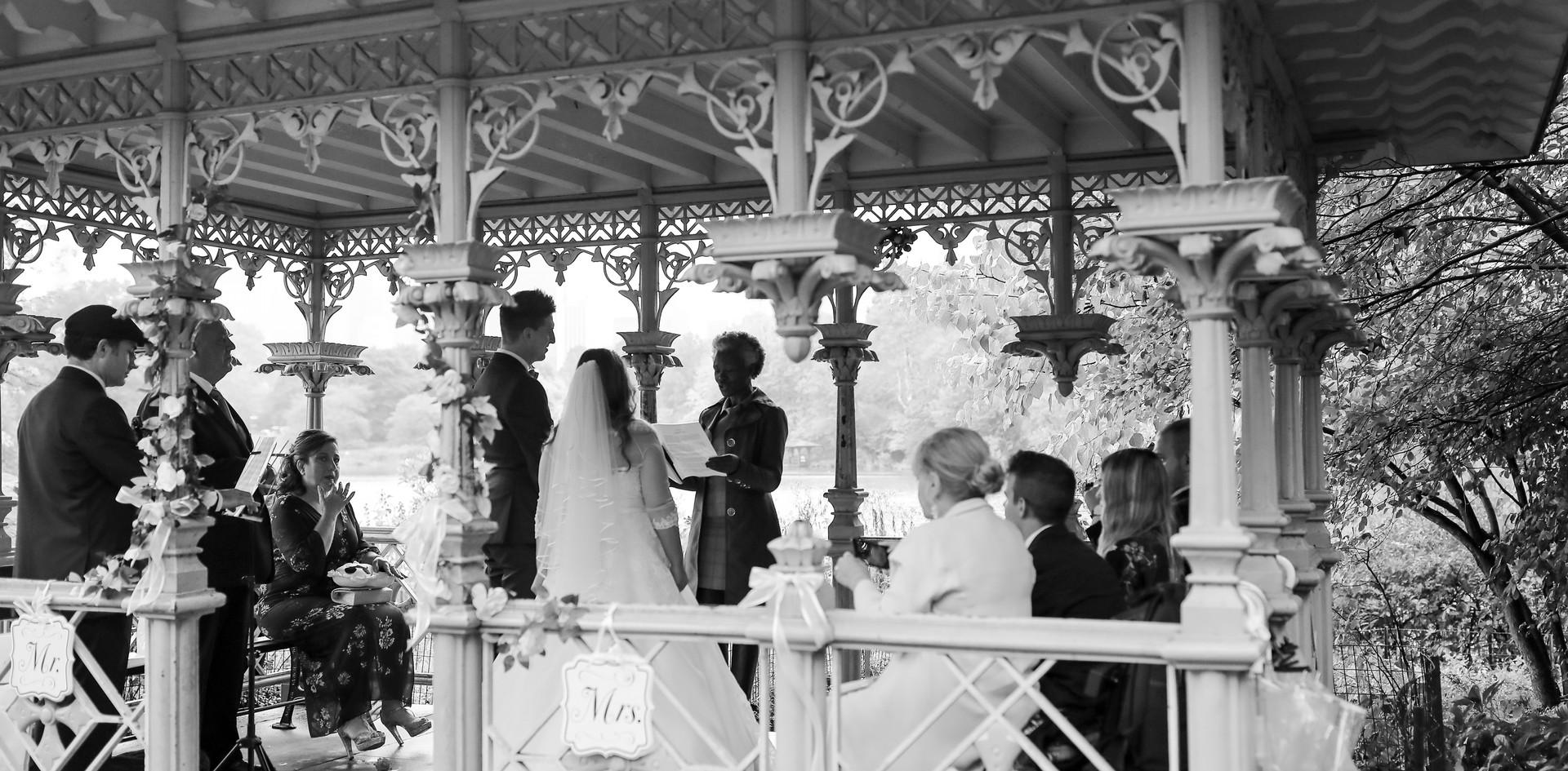 Ladies Pavilion - Central Park