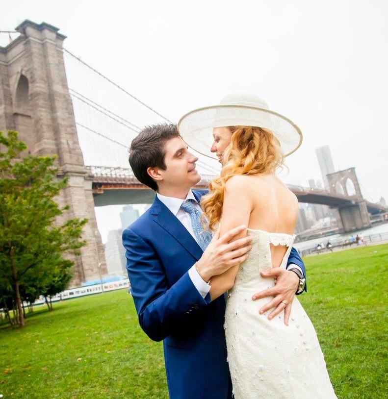 Matrimonio Ponte di Brooklyn
